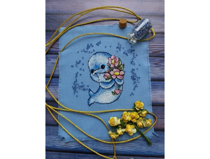 From Sea with Love Cross Stitch Pattern фото 2