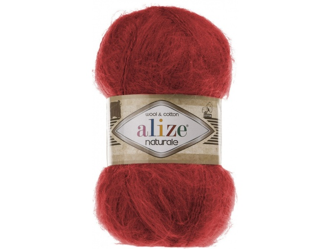 Alize Naturale, 60% Wool, 40% Cotton, 5 Skein Value Pack, 500g фото 9