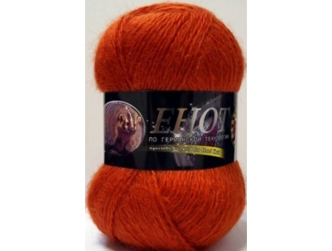 Color City Raccoon 60% Lambswool, 20% Raccoon Wool, 20% Acrylic, 10 Skein Value Pack, 1000g фото 24