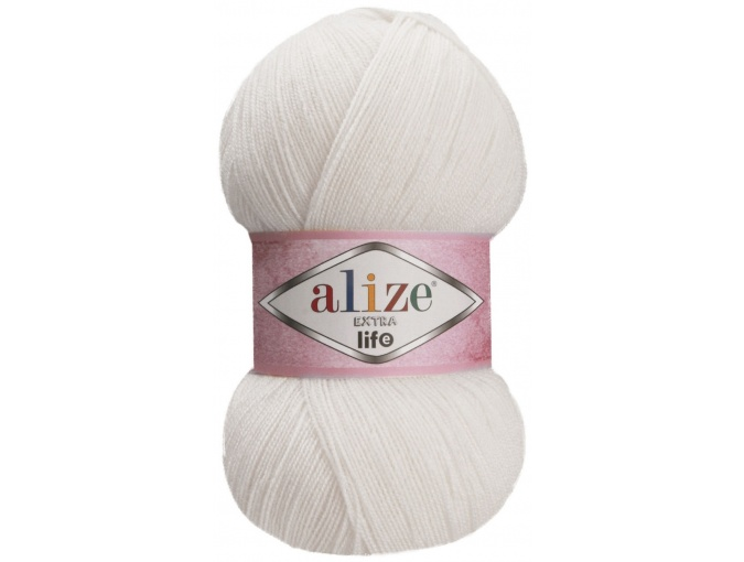 Alize Extra Life 100% Acrylic, 5 Skein Value Pack, 500g фото 19