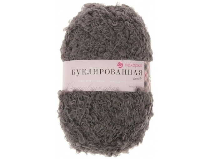 Pekhorka Boucle, 30% Mohair, 20% Wool, 50% Acrylic, 5 Skein Value Pack, 1000g фото 9