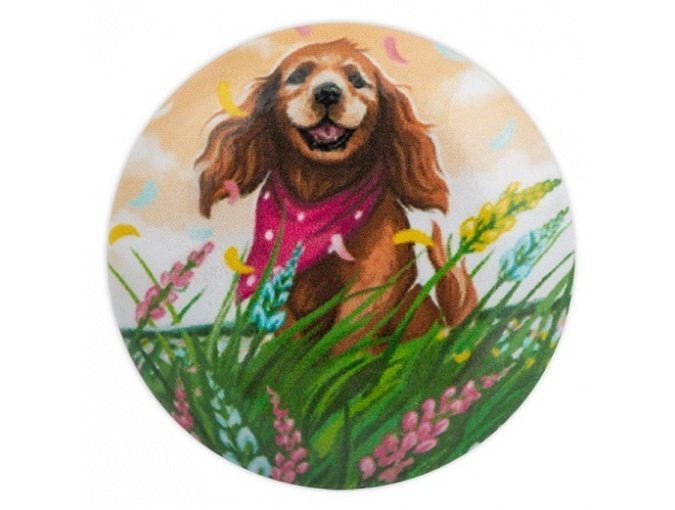 Magnetic Needle Minder №32 Dog in the Field фото 2