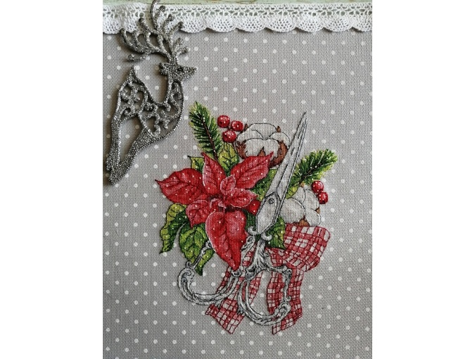 Winter Mood Cross Stitch Chart фото 3