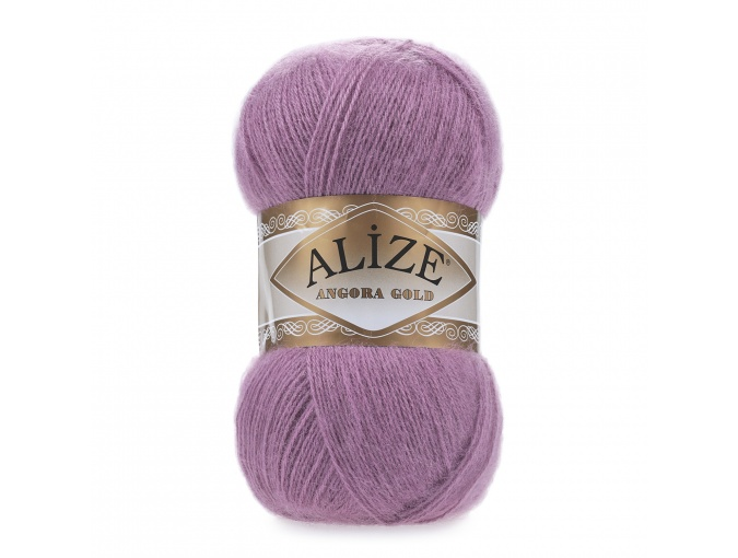 Alize Angora Gold, 10% Mohair, 10% Wool, 80% Acrylic 5 Skein Value Pack, 500g фото 7