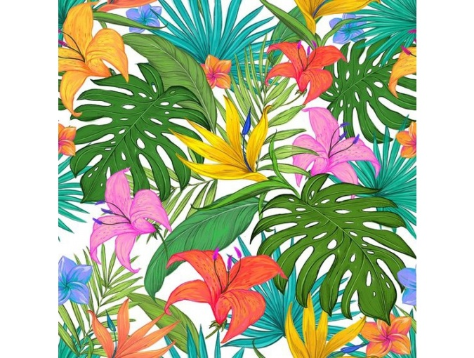 Tropics Diamond Painting Kit фото 1