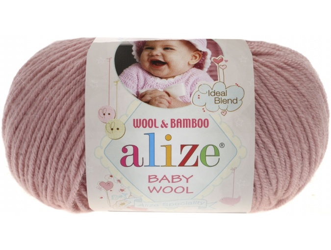 Alize Baby Wool, 40% wool, 20% bamboo, 40% acrylic 10 Skein Value Pack, 500g фото 22