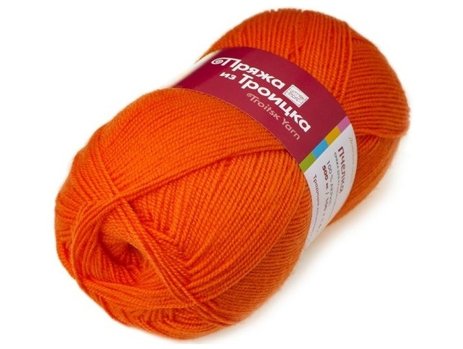 Troitsk Wool Bee, 100% acrylic 10 Skein Value Pack, 1000g фото 10