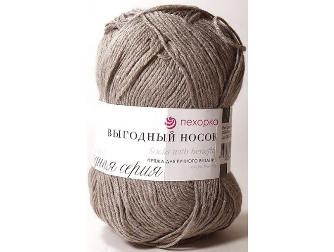 Pekhorka Socks with benefits, 40% Wool, 60% Acrylic 5 Skein Value Pack, 500g фото 15