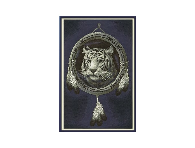Watching over Dreams Cross Stitch Kit фото 1