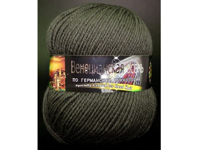 Color City Venetian Autumn 85% Merino Wool, 15% Acrylic, 5 Skein Value Pack, 500g фото 106