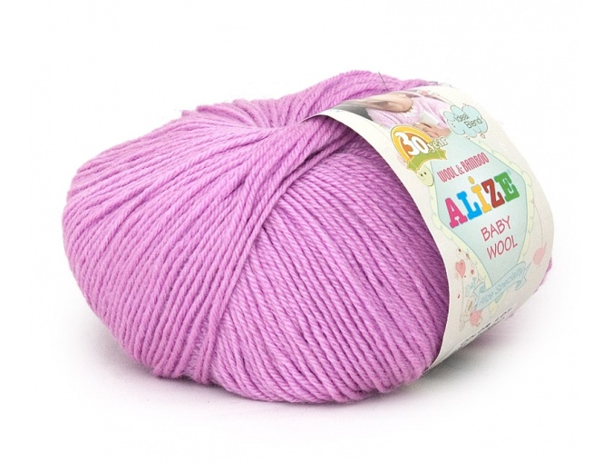 Alize Baby Wool, 40% wool, 20% bamboo, 40% acrylic 10 Skein Value Pack, 500g фото 46