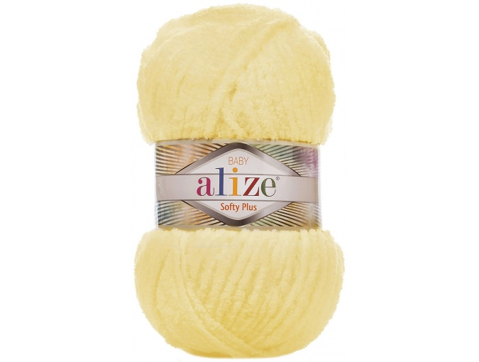 Alize Softy Plus, 100% Micropolyester 5 Skein Value Pack, 500g фото 5