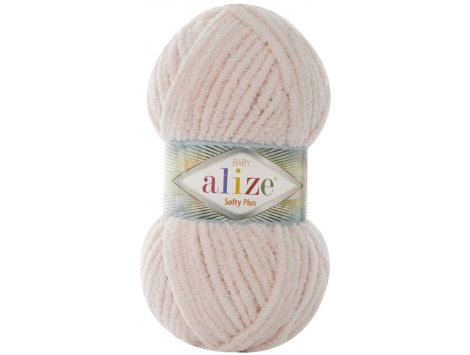 Alize Softy Plus, 100% Micropolyester 5 Skein Value Pack, 500g фото 41