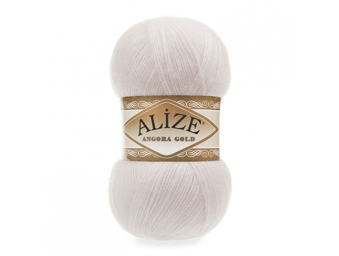 Alize Angora Gold, 10% Mohair, 10% Wool, 80% Acrylic 5 Skein Value Pack, 500g фото 61