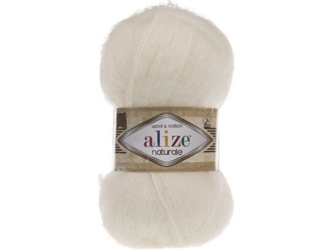 Alize Naturale, 60% Wool, 40% Cotton, 5 Skein Value Pack, 500g фото 8