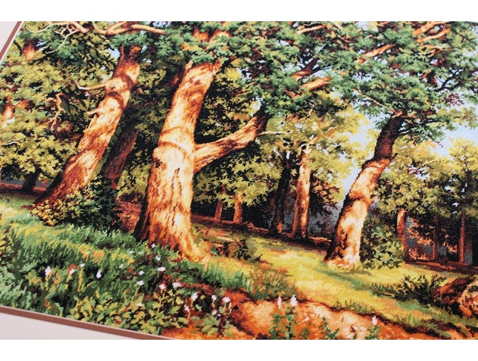 The Oak Grove Embroidery Kit фото 2