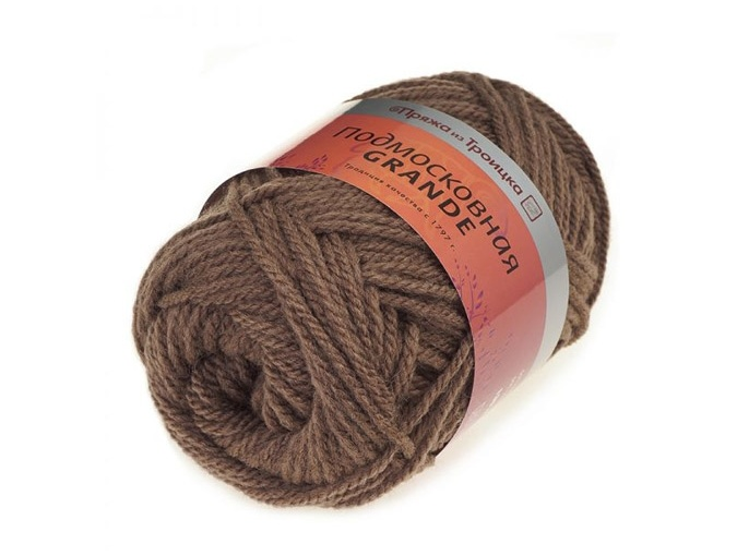 Troitsk Wool Countryside Grande, 50% wool, 50% acrylic 5 Skein Value Pack, 500g фото 6