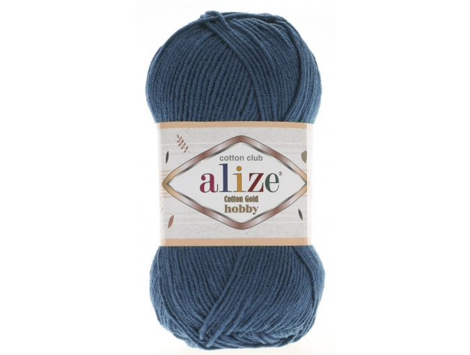 Alize Cotton Gold Hobby 55% cotton, 45% acrylic 5 Skein Value Pack, 250g фото 4