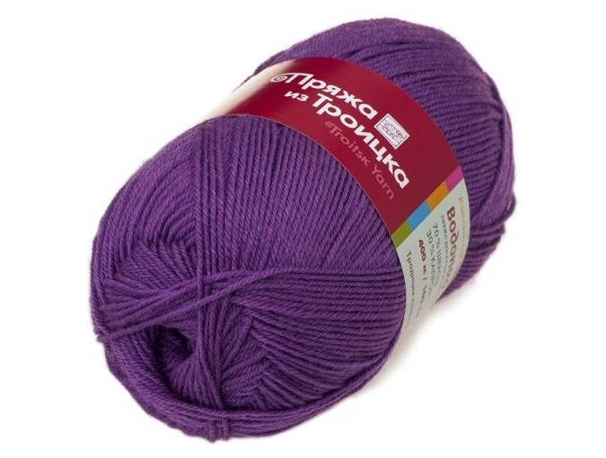 Troitsk Wool Waterfall, 70% wool, 30% nylon 10 Skein Value Pack, 1000g фото 21
