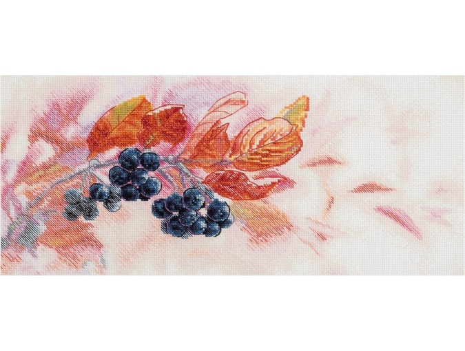 Autumn Waltz Cross Stitch Kit фото 1
