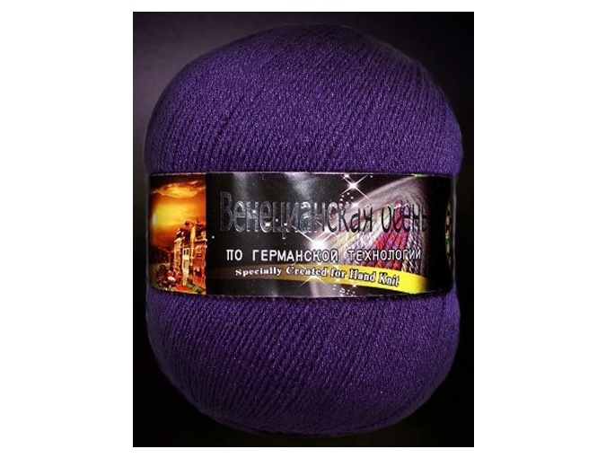 Color City Venetian Autumn 85% Merino Wool, 15% Acrylic, 5 Skein Value Pack, 500g фото 13