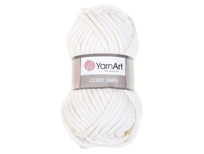 YarnArt Cord Yarn 40% cotton, 60% polyester, 4 Skein Value Pack, 1000g фото 4
