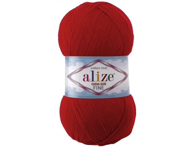 Alize Cotton Gold Fine 55% cotton, 45% acrylic 5 Skein Value Pack, 500g фото 7