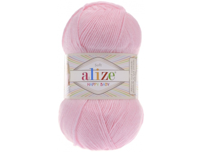 Alize Happy Baby 65% Acrylic, 35% Polyamide, 5 Skein Value Pack, 500g фото 17