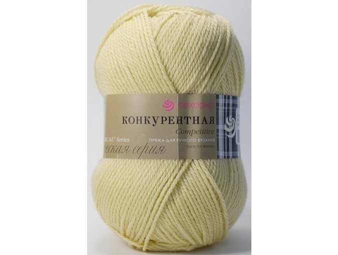 Pekhorka Competitive, 50% Wool, 50% Acrylic 10 Skein Value Pack, 1000g фото 11
