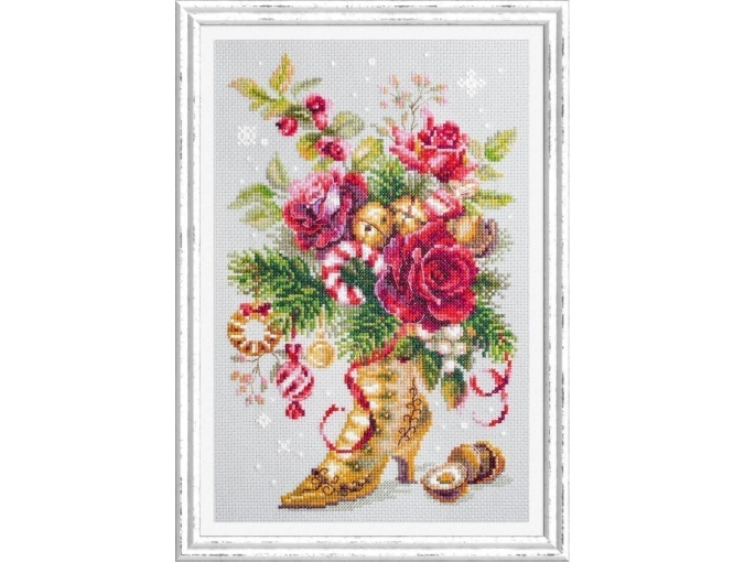Christmas Surpeise Cross Stitch Kit  фото 1