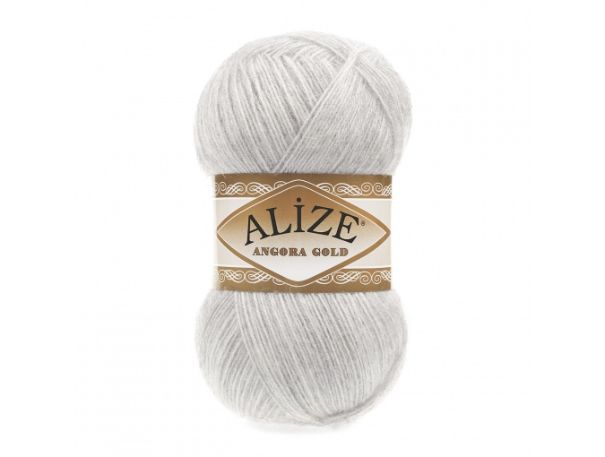 Alize Angora Gold, 10% Mohair, 10% Wool, 80% Acrylic 5 Skein Value Pack, 500g фото 39