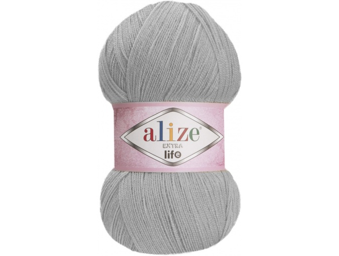 Alize Extra Life 100% Acrylic, 5 Skein Value Pack, 500g фото 10