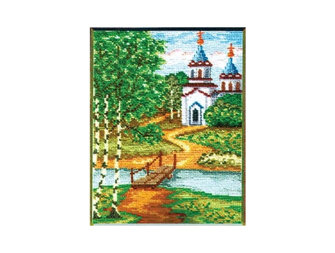 Summer Day Cross Stitch Kit фото 1