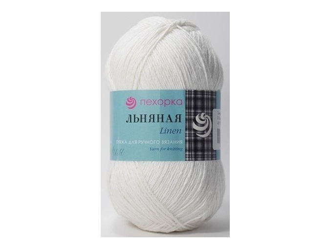 Pekhorka Linen, 55% Linen, 45% Cotton, 5 Skein Value Pack, 500g фото 2