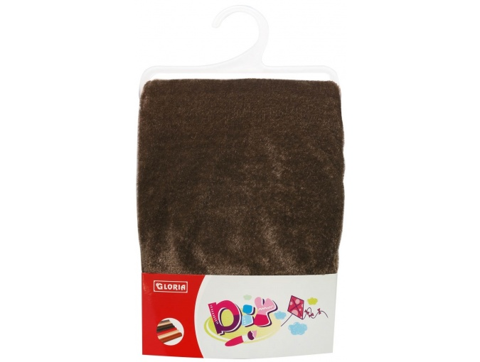 Brown Velvet Knitwear Patchwork Fabric фото 1