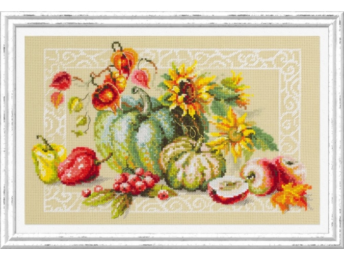 Autumn Gifts Cross Stitch Kit фото 1
