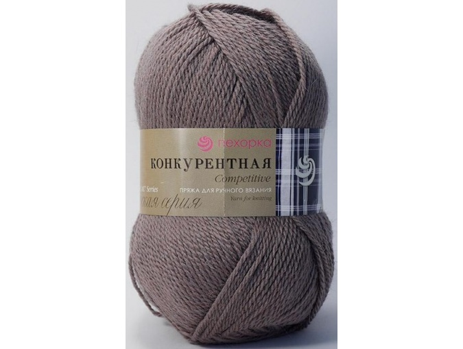 Pekhorka Competitive, 50% Wool, 50% Acrylic 10 Skein Value Pack, 1000g фото 39