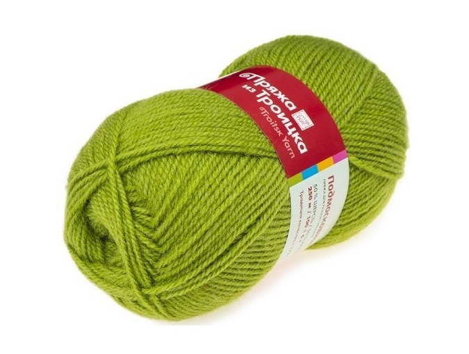 Troitsk Wool Countryside, 50% wool, 50% acrylic 10 Skein Value Pack, 1000g фото 45