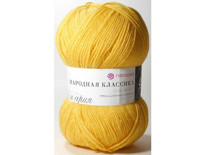 Pekhorka Folk Classics, 30% Wool, 70% Acrylic 5 Skein Value Pack, 500g фото 9