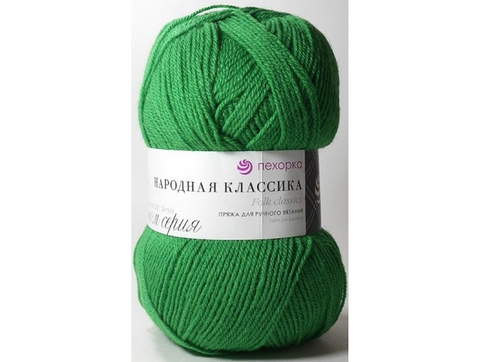Pekhorka Folk Classics, 30% Wool, 70% Acrylic 5 Skein Value Pack, 500g фото 27