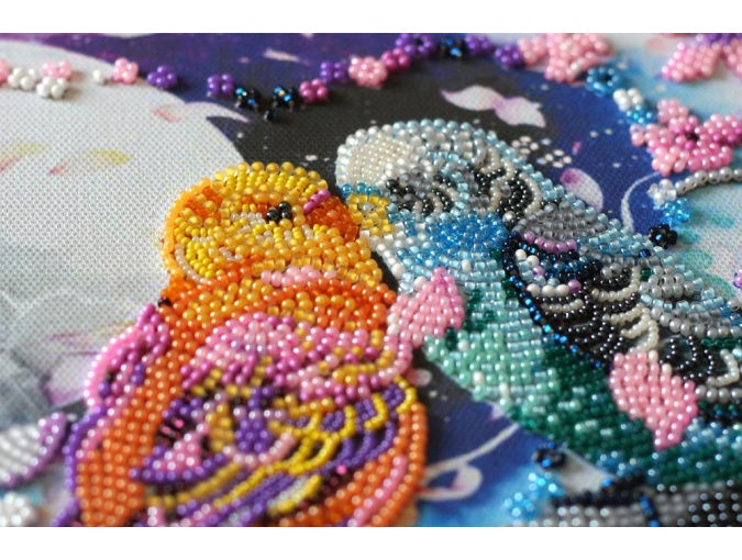 Inseparable Bead Embroidery Kit фото 4