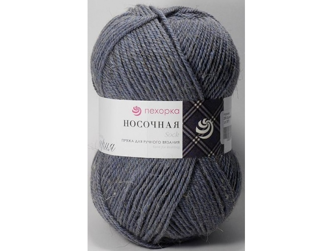 Pekhorka For Socks, 50% Wool, 50% Acrylic 10 Skein Value Pack, 1000g фото 28
