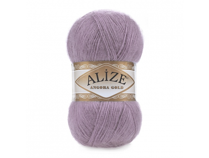Alize Angora Gold, 10% Mohair, 10% Wool, 80% Acrylic 5 Skein Value Pack, 500g фото 46