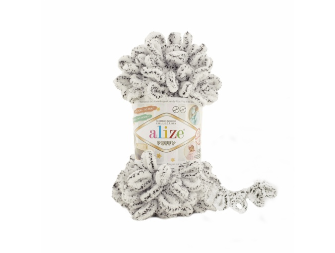 Alize Puffy, 100% Micropolyester 5 Skein Value Pack, 500g фото 53