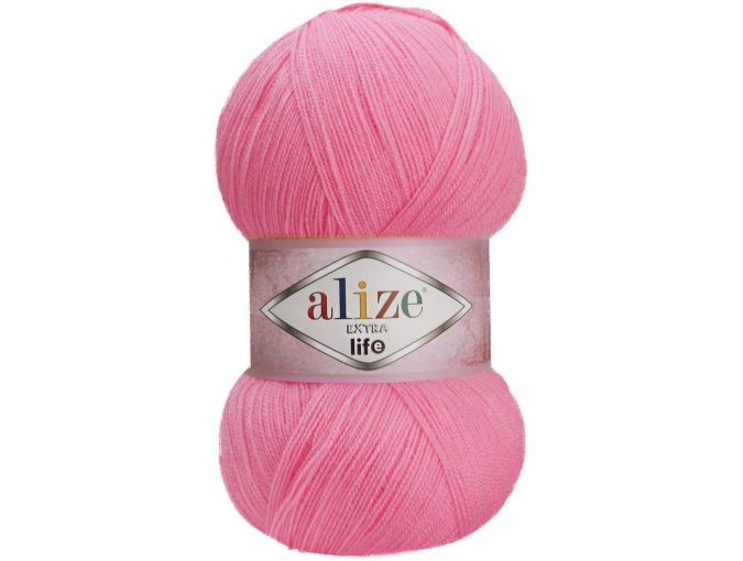 Alize Extra Life 100% Acrylic, 5 Skein Value Pack, 500g фото 13