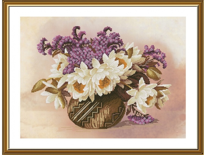 Bouquet for You Cross Stitch Kit фото 1
