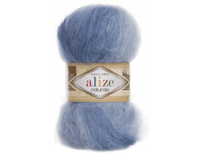 Alize Naturale, 60% Wool, 40% Cotton, 5 Skein Value Pack, 500g фото 34