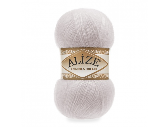 Alize Angora Gold, 10% Mohair, 10% Wool, 80% Acrylic 5 Skein Value Pack, 500g фото 35