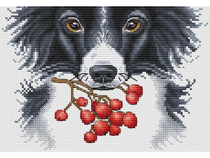 Loyalty Cross Stitch Pattern фото 1