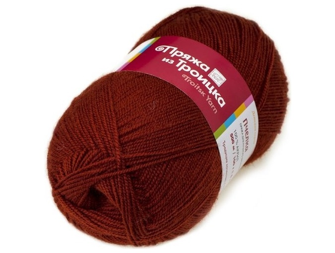Troitsk Wool Bee, 100% acrylic 10 Skein Value Pack, 1000g фото 21